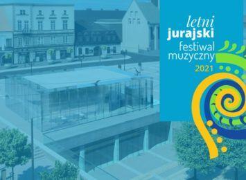 Letni Jurajski Festiwal Muzyczny - drugi przystanek w sobotę 3 lipca w Podlesicach