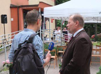 W Ośrodku przy ul. Słowackiego upamiętniono częstochowskiego uczestnika III Powstania Śląskiego