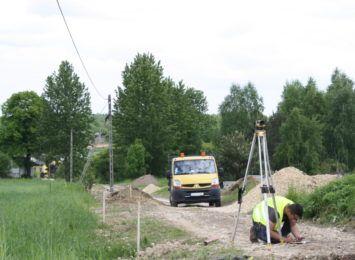 Suliszowice i Jaroszów wkrótce będą polecać się na rowery. Budowa ścieżek w toku