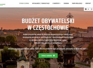 Kolejna odsłona Budżetu Obywatelskiego w Częstochowie. Wiemy, ile wniosków wpłynęło i która z dzielnic złożyła najwięcej propozycji