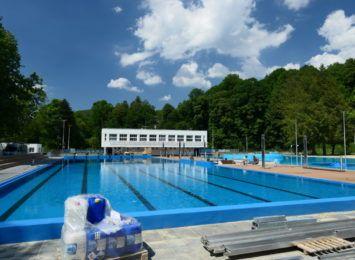 W Wiśle otwierają nowe baseny