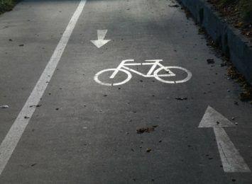 Ścieżka rowerowa w dzielnicy Północ wzdłuż ul. Fieldorfa-Nila do przebudowy