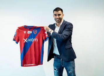 Žarko Udovičić nowym zawodnikiem Rakowa