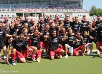 Skra Częstochowa wygrała finał baraży i awansowała do 1 ligi. To największy sukces w historii klubu.