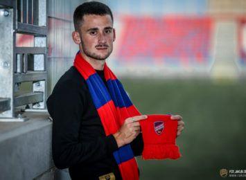 18-letni Australijczyk dołączył do kadry Rakowa