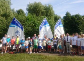 W sobotę piknik żeglarski Polsailing Day w Parku Lisiniec