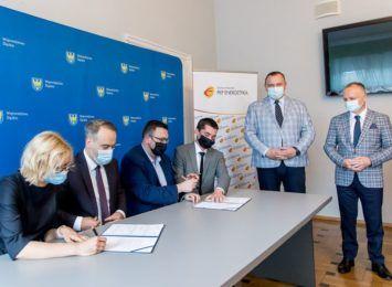 Koleje Śląskie przystępują do programu Zielona Kolej