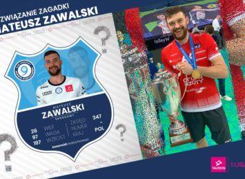 Mateusz Zawalski wraca do Exact Systems Norwid Częstochowa