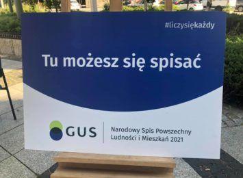 Narodowy Spis Powszechny tylko do końca września. Mobilne punkty spisowe na terenie gminy Olsztyn