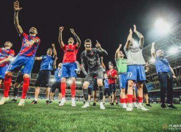 Raków Częstochowa awansował do kolejnej rundy eliminacji Ligi Konferencji Europy [POMECZOWE WYPOWIEDZI]