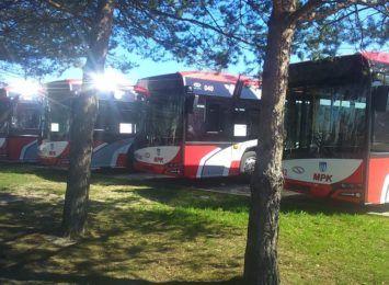 Jutro (31.07.) objazd w Mirowie dla linii 18