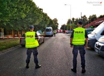 Wybuch butli z gazem na Grabówce - co ustaliła policja?