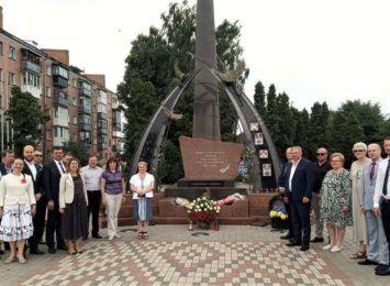 Częstochowa obecna podczas Dni Kultury Polskiej na Ukrainie