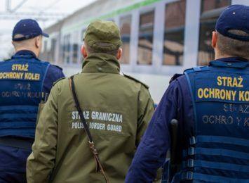 Więcej patroli na terenach kolejowych - wszystko dla bezpieczeństwa dzieci i młodzieży