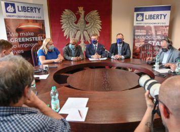 Większa współpraca z miastem i plany Huty Częstochowa