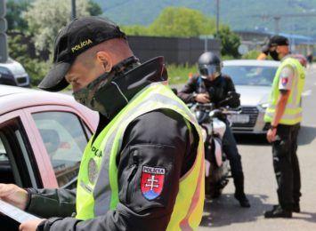 Słowacja zamknęła część przejść granicznych. Sprawdź, gdzie nie przejedziesz