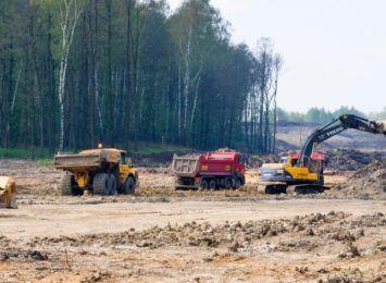 Jest wykonawcaprzebudowy DK91 pomiędzy Nową Wsią a Zawadą