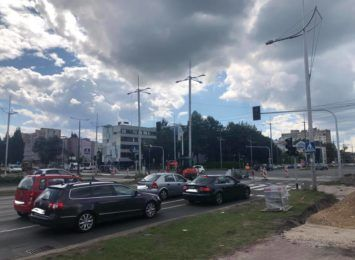 Przebudowa linii tramwajowej zmierza ku końcowi