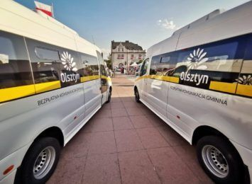 Rozkład jazdy nowej komunikacji w Olsztynie w specjalnej aplikacji