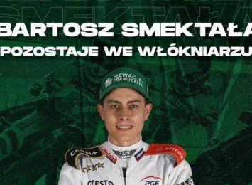 Bartosz Smektała zostaje w Eltrox Włókniarz Częstochowa