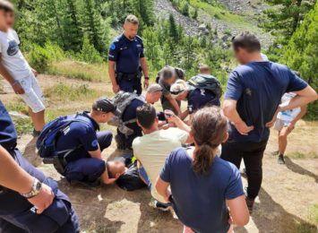 Częstochowski policjant wraz z kolegami ratował życie w Kosowie