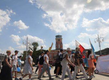 Kolejne grupy pielgrzymów dotrą w tym tygodniu na Jasną Górę, m.in. z Legnicy i Rybnika