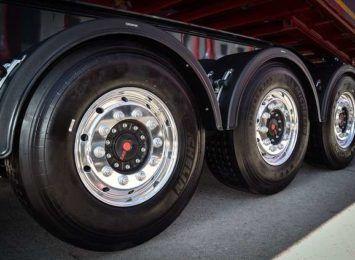Ograniczenie w ruchu dla ciężarówek