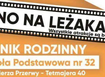 Dziś (26.08.) Kino na leżakach