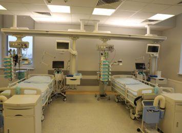 Intensywna opieka, czyli nowy oddział w szpitalu w Myszkowie, przyjęła już pierwszych pacjentów
