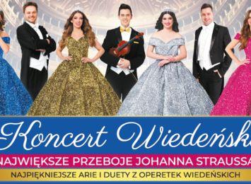 KONCERT WIEDEŃSKI już 11 września w Filharmonii Częstochowskiej!