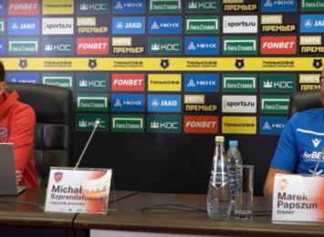 Dziś wieczorem (12.08) Raków zagra z Rubinem Kazań. Posłuchajcie, co na przedmeczowej konferencji powiedział trener Marek Papszun