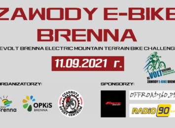 ReVolt Brenna - zawody E-Bike 11.09. Zapisy ruszyły