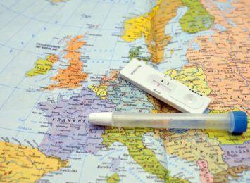 Obowiązkowy test przy wjeździe do Niemiec