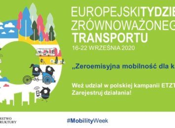 Zaczyna się Tydzień Zrównoważonego Transportu