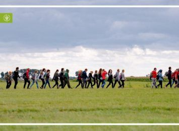 Gra terenowa z ZHP na Promenadzie w niedzielę 18 IX z okazji Europejskiego Tygodnia Zrównoważonego Transportu