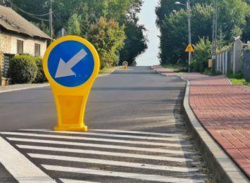 Kolejne drogowe inwestycje podsumowała jurajska gmina Olsztyn