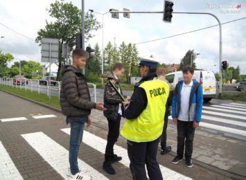 Dzieci wracają do szkół. Policjanci rozpoczynają coroczną akcję dot. bezpieczeństwa