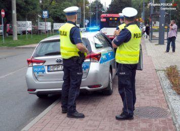 Motorniczy i kierowcy pod okiem drogówki, podobnie jak autobusy i tramwaje