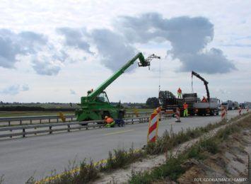 Finał prac na A1 między Piotrkowem a Kamieńskiem coraz bliżej