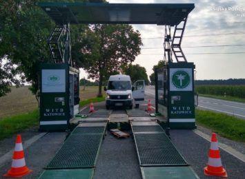 ITD i policjanci z Kłobucka sprawdzili stan techniczny autobusów szkolnych