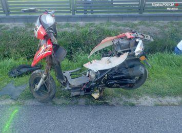 Tragiczny wypadek drogowy w Cynkowie w gminie Koziegłowy