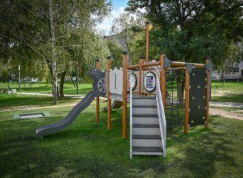 Nowy plac zabaw i rekreacji - tym kusi mieszkańców Promenada Śródmiejska