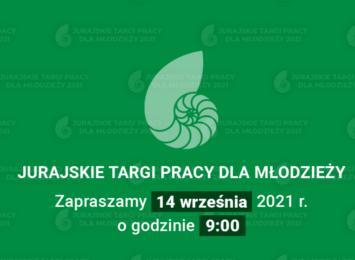 Pierwsze Jurajskie Targi Pracy Dla Młodzieży - 14 i 15 września, w formie online