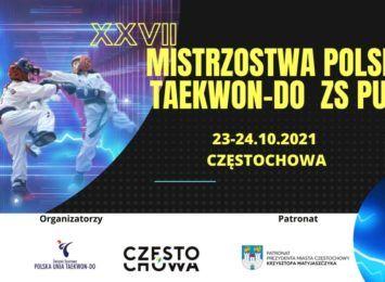 Taekwon-do zdominuje sportowy weekend. Dwa dni Mistrzostw Polski w HSC