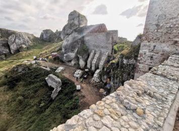 Olsztyńskie ruiny kryją wiele tajemnic. Czy starczy pieniędzy na dalsze prace i odkrycia?
