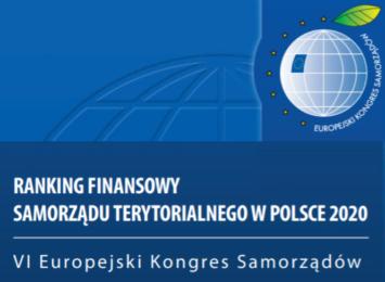 Powiat częstochowski dobrze oceniany w gospodarowaniu pieniędzmi w rankingu za miniony rok