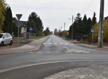Prace drogowe w Gminie Poczesna zakończone. Chodzi m.in. o Mazury i Wąsosz