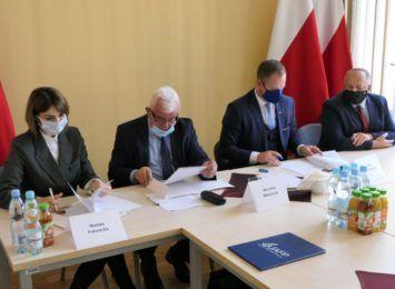 Porozumienie ws. rozwoju terenów inwestycyjnych w dzielnicy Rząsawa